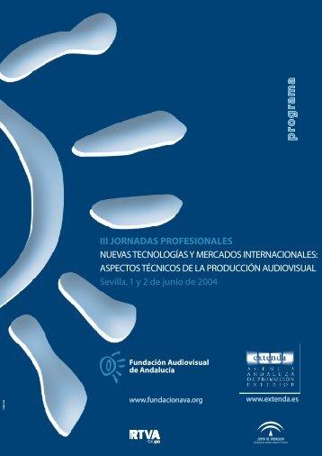 Descargar Programa - Fundación Audiovisual de Andalucía