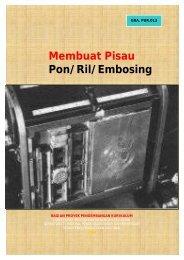 Membuat Pisau Pon/Ril/Embosing - e-Learning Sekolah Menengah ...