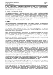 Planning Committee 13 June 2008 Item 6.8