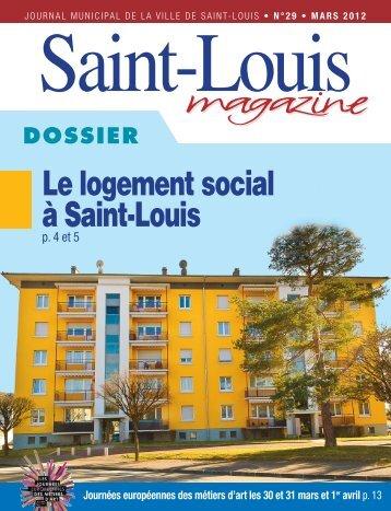 Saint-Louis magazine n° 29 en pdf