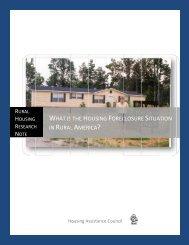 R H R N - Housing Assistance Council