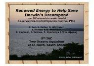 Lake Victoria SSP