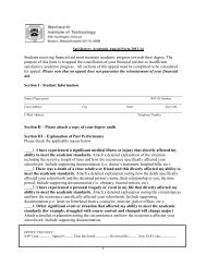 SAP Appeal Form