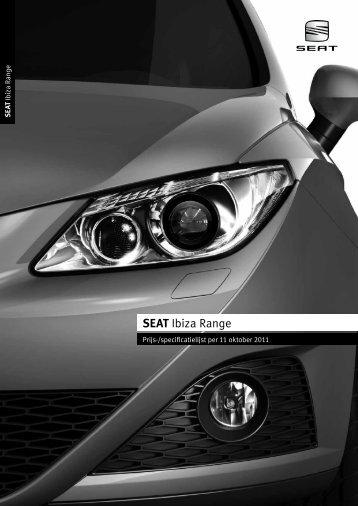 Prijslijst SEAT Ibiza per 11-10-2011.pdf - Fleetwise
