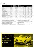 Prijslijst SEAT Ibiza per 11-10-2011.pdf - Fleetwise - Page 4