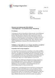 Yrkeshögskolan - för yrkeskunnande i förändring - Sveriges ingenjörer