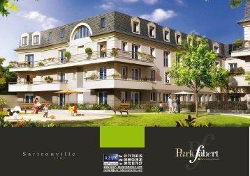 78 Sartrouville - Park Fabert - Azur InterPromotion