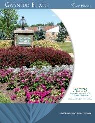 Floorplans - ACTS Retirement