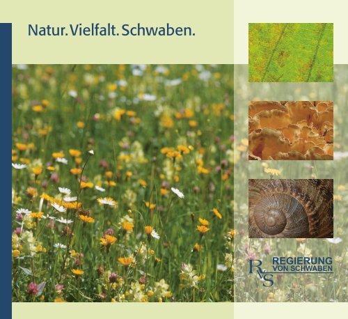 """Broschüre """"Natur Vielfalt Schwaben"""" - Regierung von Schwaben ..."""