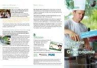 Hygiene in der Gastronomie - PAN Germany