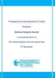 English - Transparency International Sri Lanka