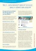 Gesundheit macht Schule - Kostenloses Material für ... - Seite 5