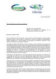 Lettre ouverte à Jean-Louis Borloo - Industrie.com