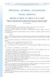Journal officiel de la République française - N° 8 du 11 ... - Biomnis