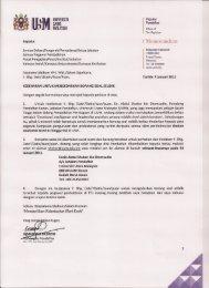 Pengedaran Borang Soal Selidik Kajian Pelajar Ijazah Tinggi UUM