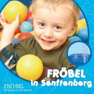 Grundsätze elementarer Bildung - FRÖBEL - Kompetenz für Kinder