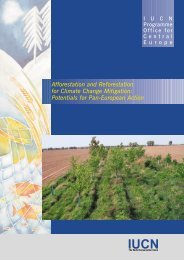 Afforestation and Reforestation for Climate Change ... - Forest Europe