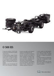 O500 RS - Mercedes Benz