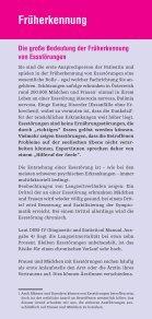 Wann denken SIE an Essstörungen? - Essstörungshotline - Page 3