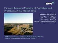 + (Q - Impact Area Groundwater Study Program