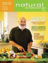 TOP 10 FOODS - Natural Awakenings