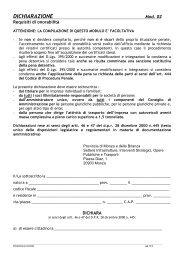mod.02 dichiarazione di onorabilità personale - Provincia di Monza ...