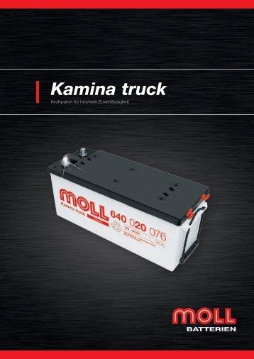 Kamina truck