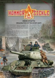 Download the Hammer and Sickle Soviet Order Of ... - Flames of War