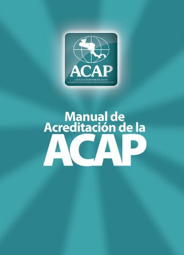 Manual de Acreditación (ACAP) - Universidad Tecnológica de ...