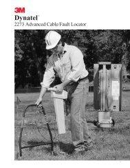 2273 Advanced Cable/Fault Locator
