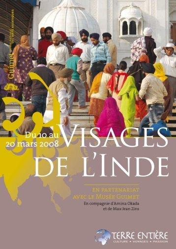 Programme du voyage Visages de l'Inde (pdf) - Terre Entiere