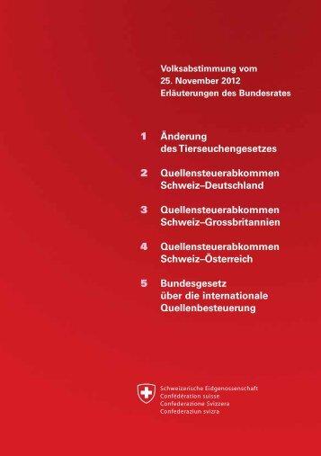 Unter Vorbehalt - ch.ch