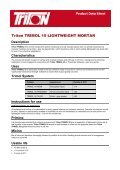 Structural Repair Data Pack Download - Triton Chemicals - Page 3