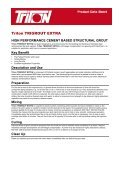 Structural Repair Data Pack Download - Triton Chemicals - Page 7