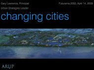 Changing Cities - Presidential Climate Action Project