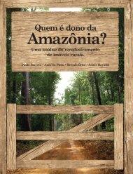 Quem é dono da Amazônia?