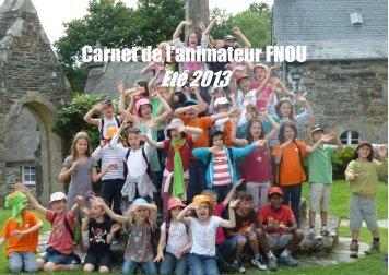 carnet anim camp FNOU - MEJ