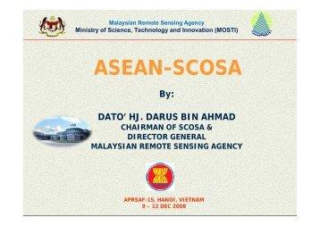 ASEAN-SCOSA - APRSAF