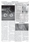 """""""Madlienas Vēstis"""", oktobris - Ogres novads - Page 3"""