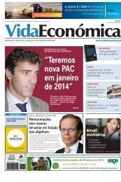 """""""Teremos nova PAC em janeiro de 2014"""" - Vida Económica"""