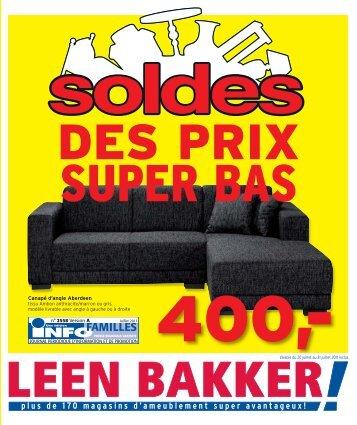 des prix super bas - Leenbakker