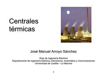 Generalidades de los sistemas de energía eléctrica