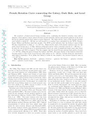 arXiv:0811.0860v1 [astro-ph] 6 Nov 2008 - Institute of Astronomy