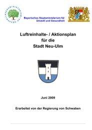 teil a - Die Stadt Neu-Ulm