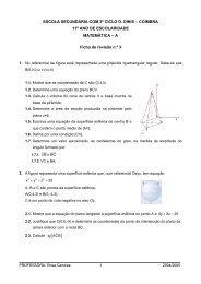 Ficha de revisão nº 3