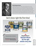 to view this brochure from Benjamin Moore & Co. - NFMT - Page 6