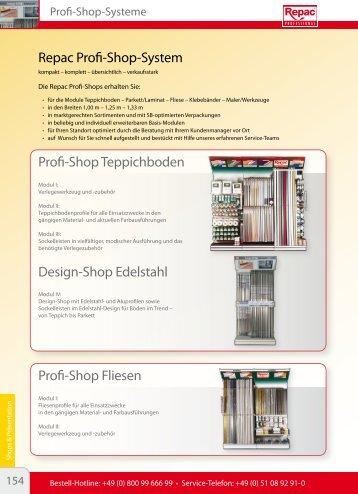 Profi-Shop Fliesen Repac Profi-Shop-System Profi-Shop ...