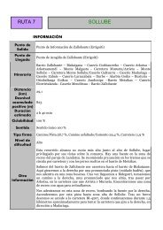 RUTA 7 SOLLUBE - Urdaibai