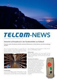 25. Ausgabe Mai 2012 - Telcom AG