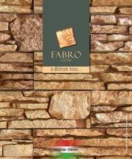 Katalógus - FabroStone